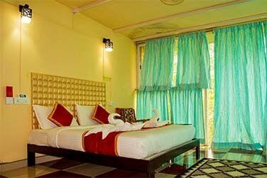 luxury resorts in sakleshpur